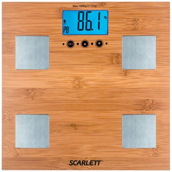 Весы напольные SС-2216, Scarlett