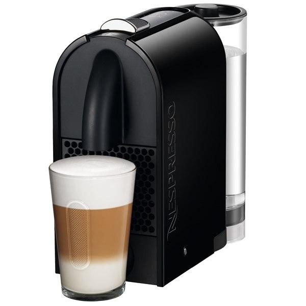 Кофемашина капсульного типа nespresso U EN110.B, De Longhi