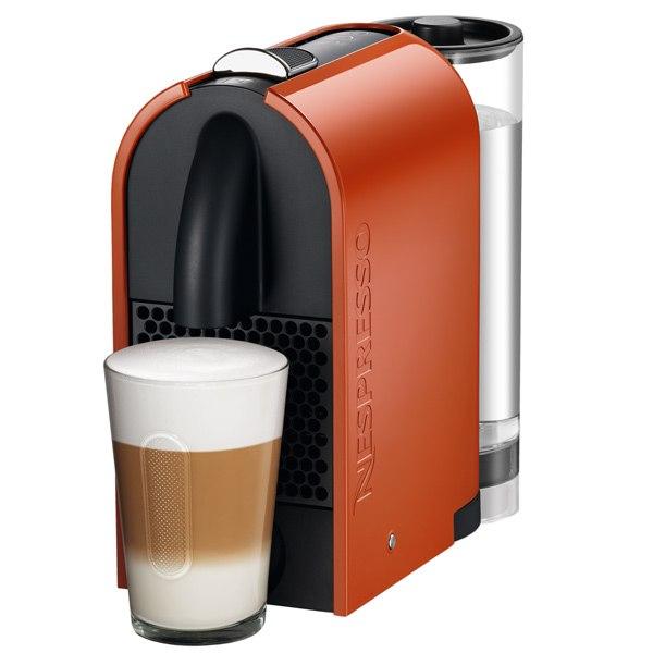 Кофемашина капсульного типа nespresso U EN110.O, De Longhi