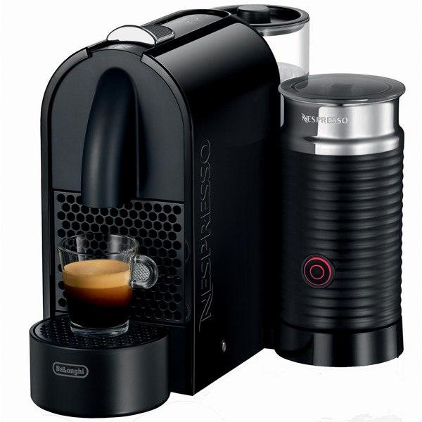 Кофемашина капсульного типа nespresso U & Milk EN210.BAE, De Longhi