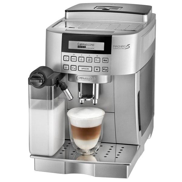Кофемашина ECAM22.360.S, De Longhi