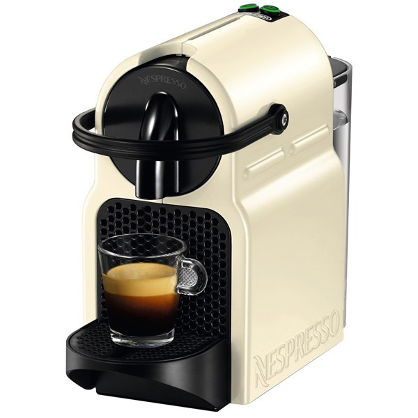 Кофемашина капсульного типа nespresso INISSIA EN80.CW, De Longhi