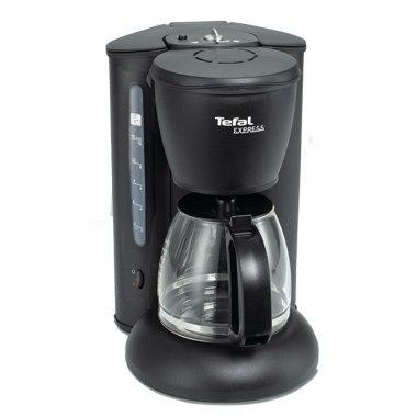Кофеварка капельного типа CM410530, Tefal