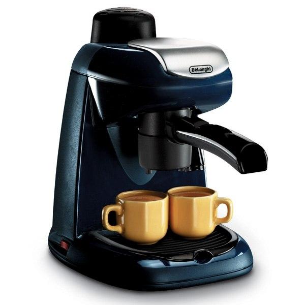 Кофеварка рожкового типа EC5, De Longhi