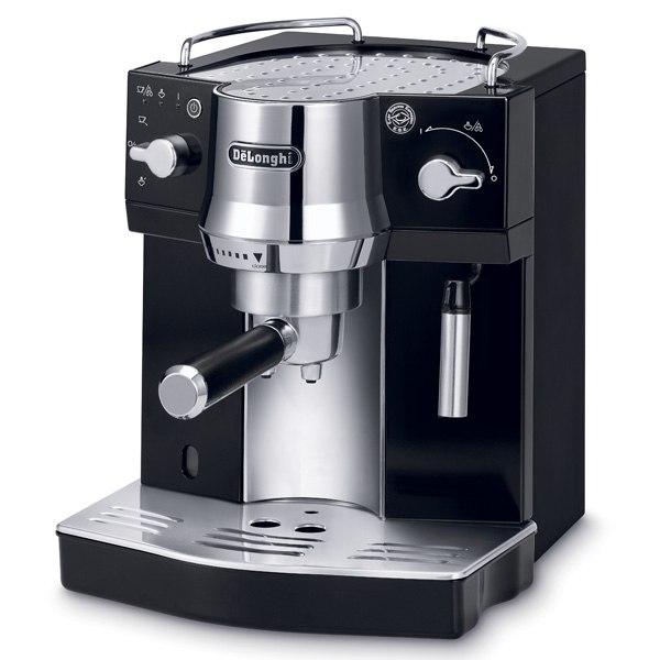 Кофеварка рожкового типа EC820.B, De Longhi