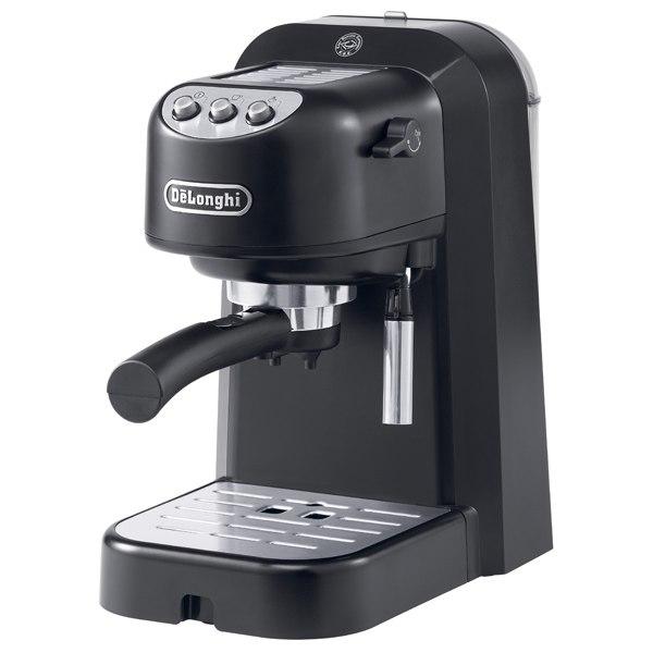 Кофеварка рожкового типа EC250.B, De Longhi