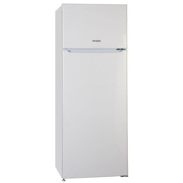 Холодильник с верхней морозильной камерой MDD 238 VW, Vestel