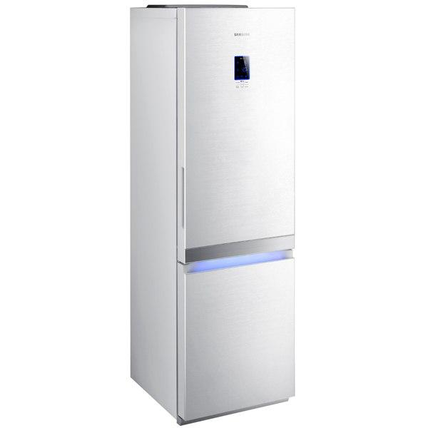 Холодильник с нижней морозильной камерой RL55TTE1L, Samsung