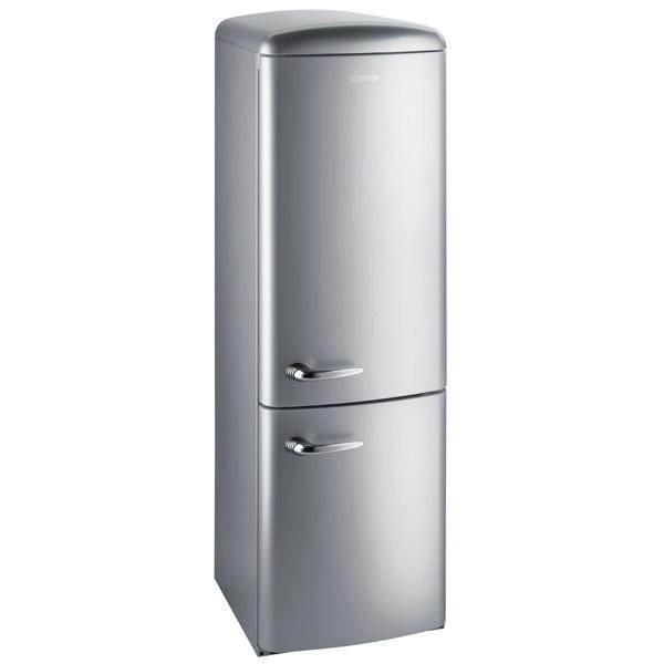 Холодильник с нижней морозильной камерой RK60359OA, Gorenje