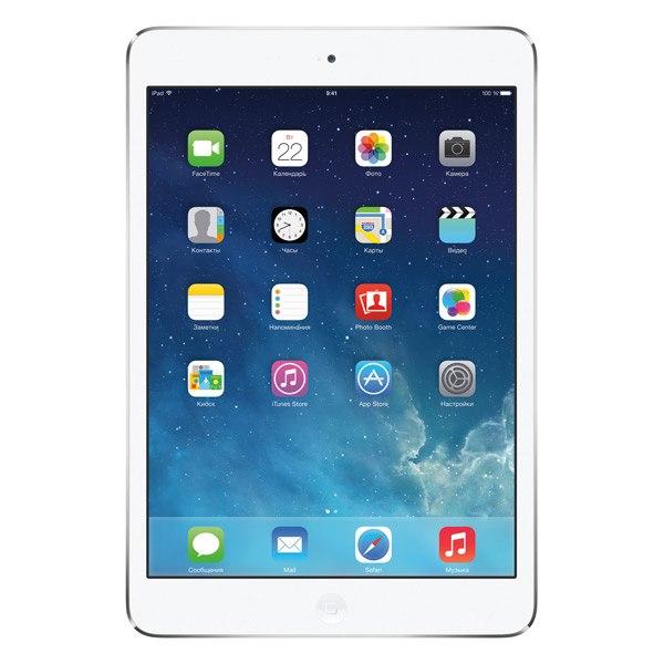 Планшет iPad mini 2 16Gb Wi-Fi Silver (ME279), Apple