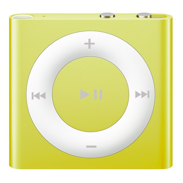 Плеер mp3 iPod Shuffle 2GB Yellow (MD774RU/A), Apple