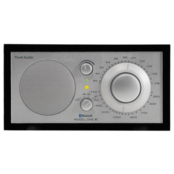 Беспроводная акустика Model One BT Black/Silver (M1BTSLB), Tivoli