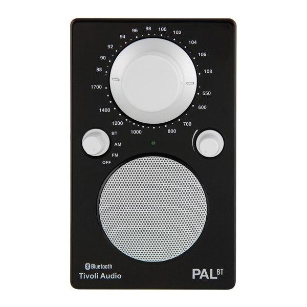 Беспроводная акустика Pal BT Glossy Black (PALBTGBLK), Tivoli
