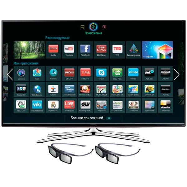 Телевизор UE40H6230AK, Samsung