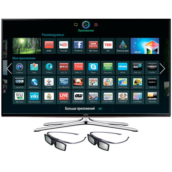 Телевизор UE48H6230AK, Samsung