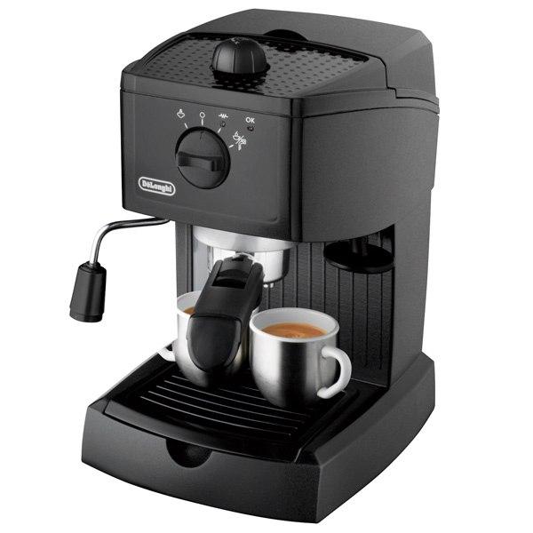 Кофеварка рожкового типа EC145, De Longhi