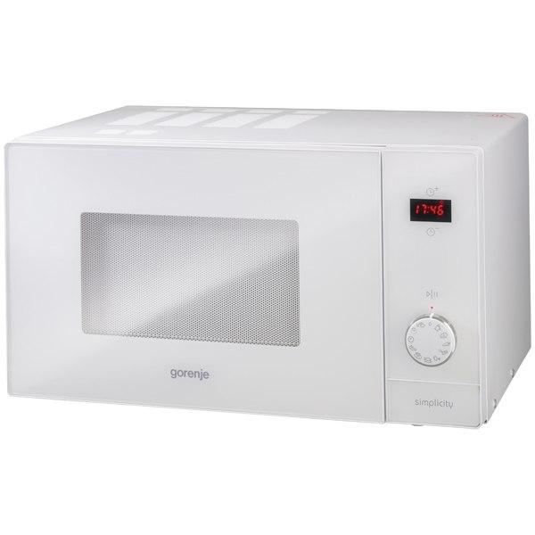 Микроволновая печь с грилем MO6240SY2W, Gorenje