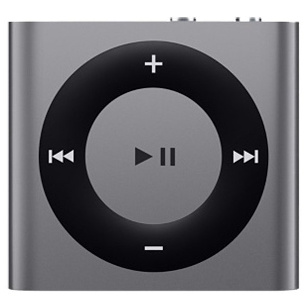Плеер mp3 iPod Shuffle 2GB Space Gray (ME949RU/A), Apple