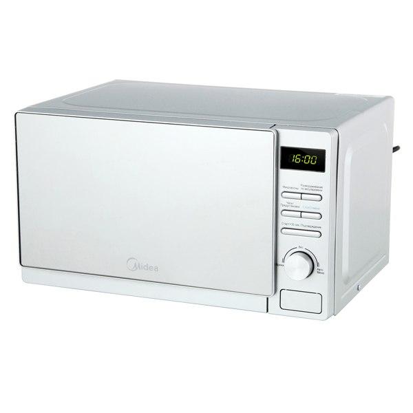 Микроволновая печь соло C4E AM720C4E-S, Midea