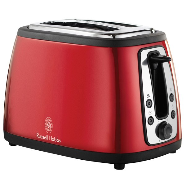 Тостер Cottage Red 18260-57, Russell Hobbs