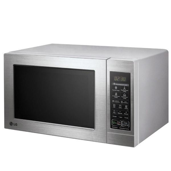 Микроволновая печь с грилем MB40M44V, LG
