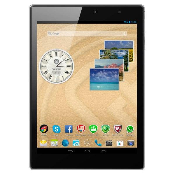 """Планшет MultiPad 4 Diamond PMT7077 7.85"""" 16Gb 3G Black, Prestigio"""