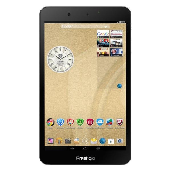 "Планшет MultiPad Muze PMT5008 3G  8"" 8Gb 3G Black, Prestigio"