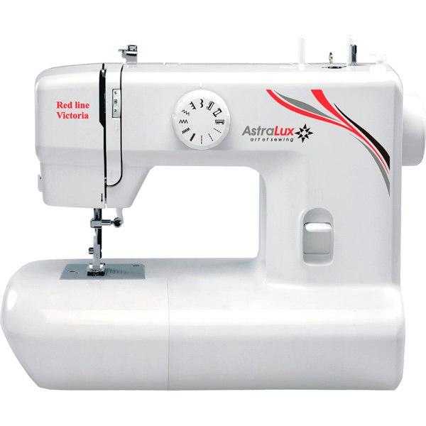Швейная машина Red line Victoria, Astralux