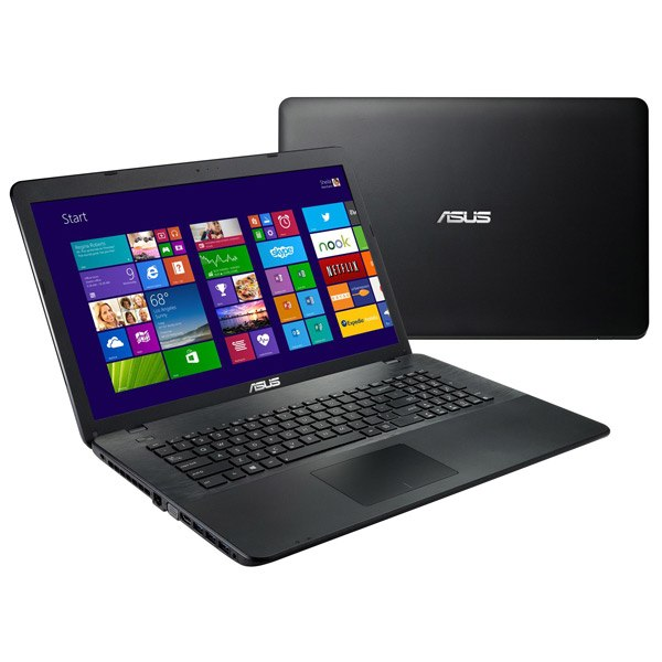 Ноутбук R752MD-TY033H, ASUS