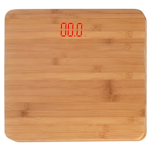 Весы напольные PWS 1847D Bamboo, Polaris