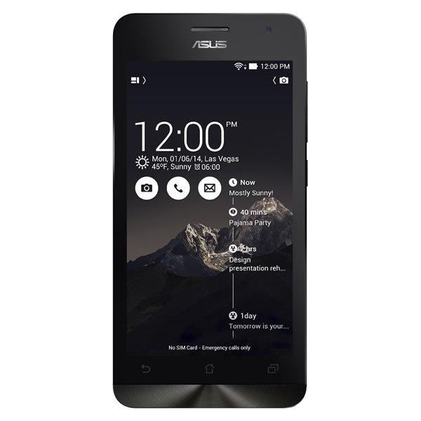 Смартфон Zenfone 5 A502CG-2A065RU Black, ASUS
