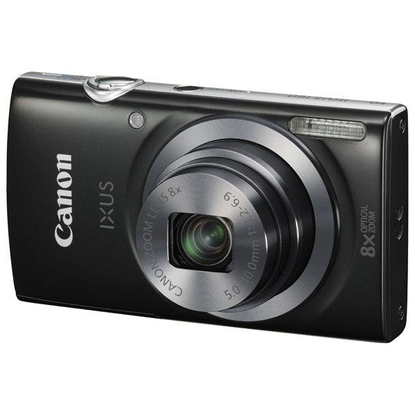 Фотоаппарат компактный IXUS 160 Black, Canon
