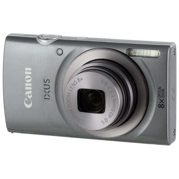 Фотоаппарат компактный IXUS 160 Silver, Canon