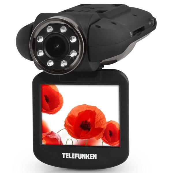 Видеорегистратор TF-DVR12HD, Telefunken