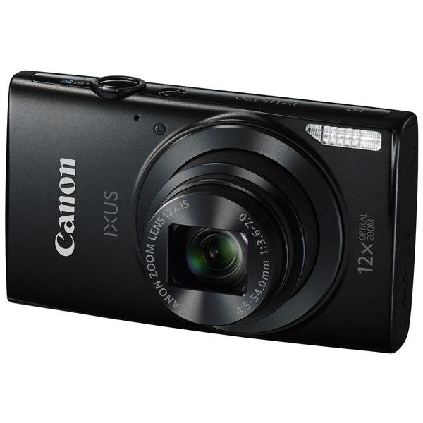 Фотоаппарат компактный IXUS 170 Black, Canon