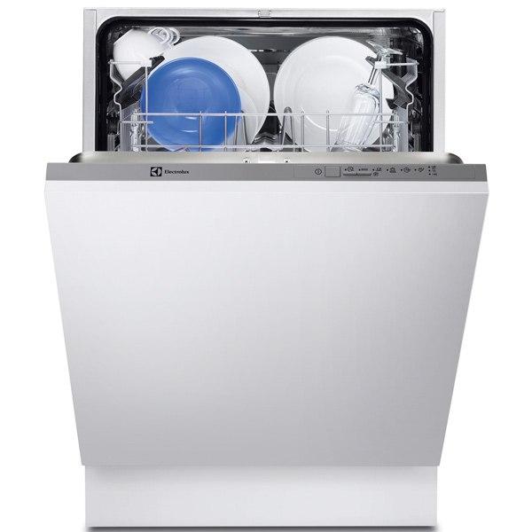 Встраиваемая посудомоечная машина 60 см ESL96211LO, Electrolux