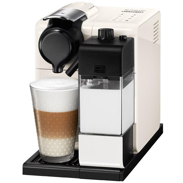 Кофемашина капсульного типа nespresso EN550.W, De Longhi