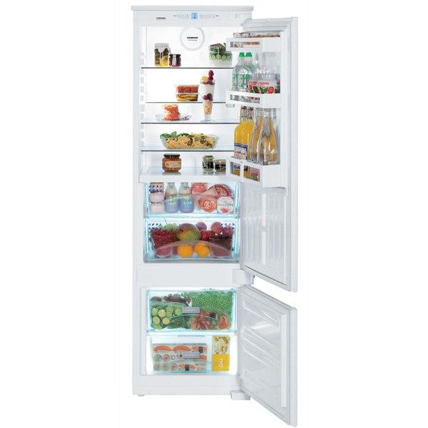 Встраиваемый холодильник комби ICBS 3214-20, Liebherr
