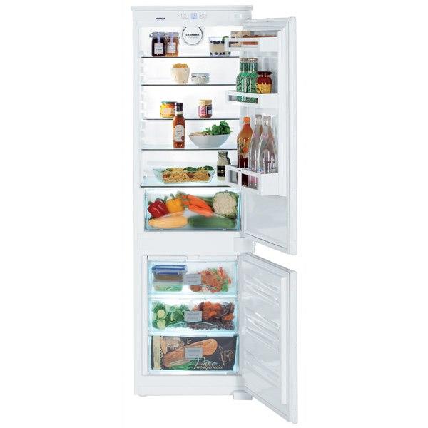Встраиваемый холодильник комби ICUNS 3314-20, Liebherr