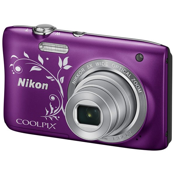 Фотоаппарат компактный Coolpix S2900 Purple Lineart, Nikon