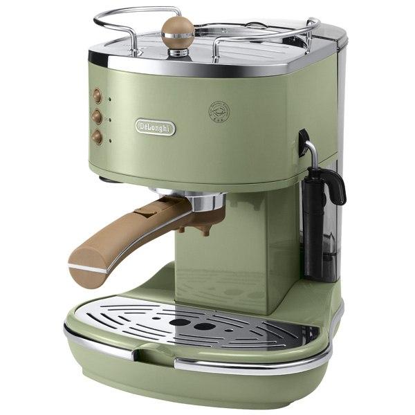 Кофеварка рожкового типа ECOV310.GR, De Longhi
