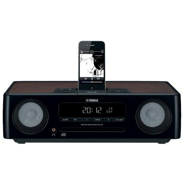 Музыкальный центр micro TSX-132 Black, Yamaha