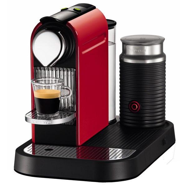 Кофемашина капсульного типа nespresso CITIZ&MILK XN730510, Krups