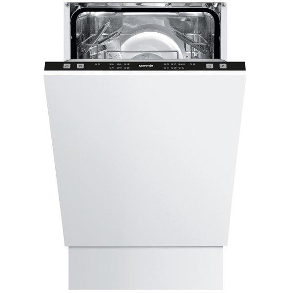 Встраиваемая посудомоечная машина 45 см MGV5121, Gorenje