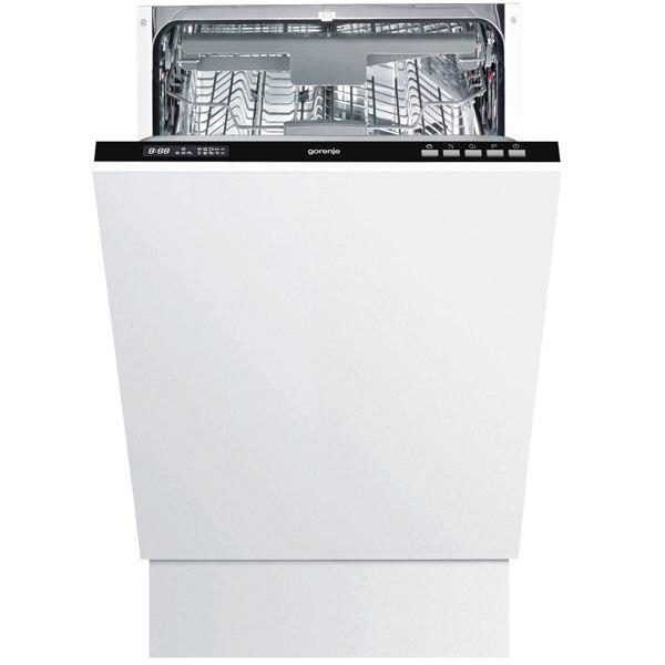 Встраиваемая посудомоечная машина 45 см MGV5331, Gorenje