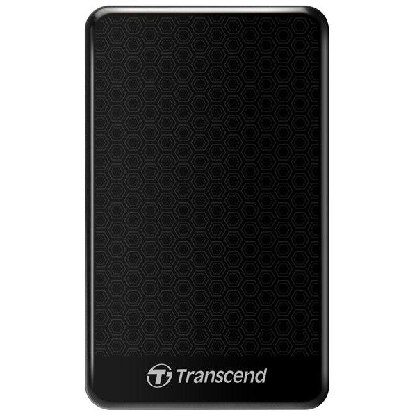 "Внешний жесткий диск 2.5"" StoreJet 25A3 (TS1TSJ25A3K) 1TB, Transcend"