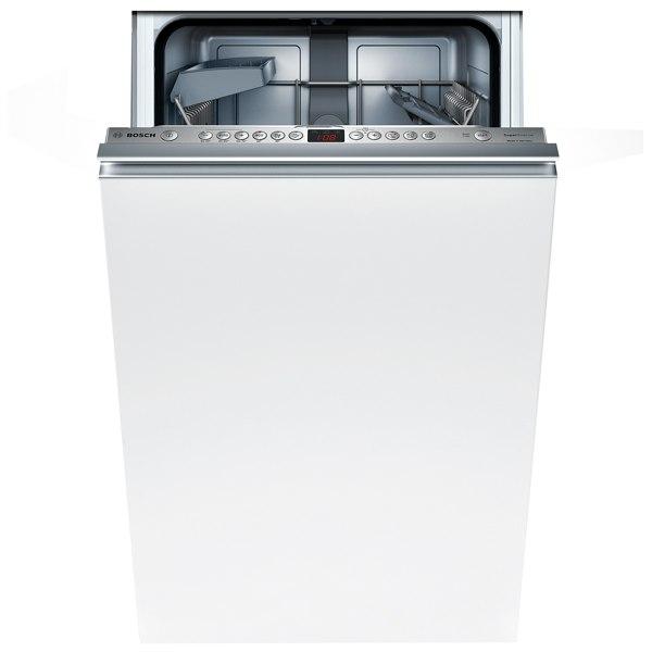 Встраиваемая посудомоечная машина 45 см SuperSilence SPV63M50RU, Bosch