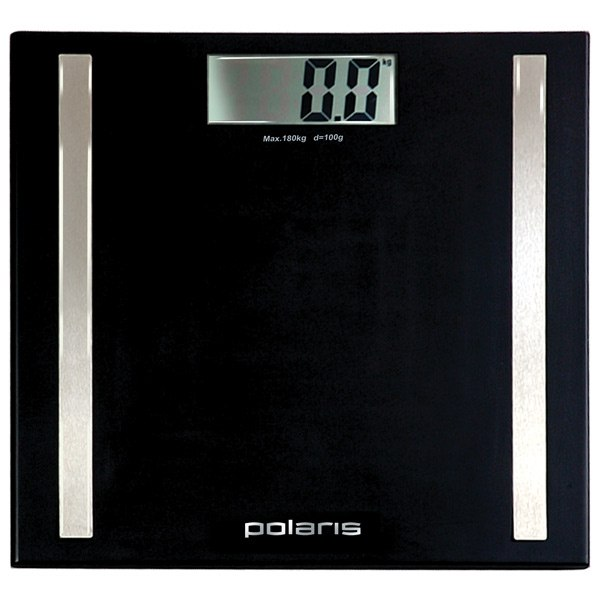 Весы напольные PWS 1827D Black, Polaris