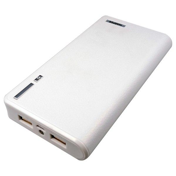 Внешний аккумулятор PB-13201 White 13200 mAh, Harper