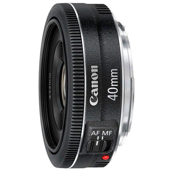 Объектив для зеркального фотоаппарата EF40mm f/2.8 STM, Canon